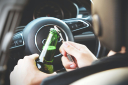 drink driving warning lockdown UK