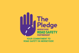 Show your support and take the road safety pledge